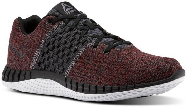 071e138a629 Reebok Print Run Ultk Running Athletic Shoes For Men - Dark Red ...