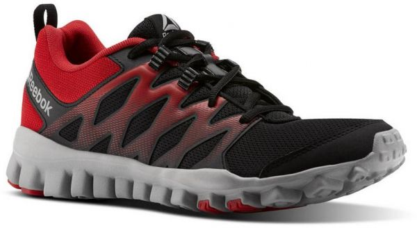 743bd298d4e417 Reebok Realflex Train 4.0 Training Athletic Shoes For Men - Black ...