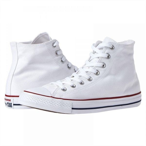 Converse All Star High Top Sneaker For Unisex - White