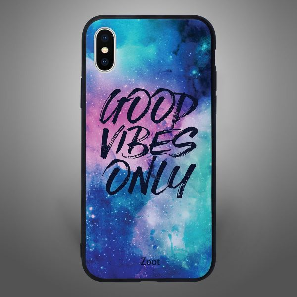 Iphone X Good Vibes Only | Souq - UAE