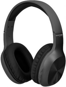 Bluetooth Headphone, Over-Ear Hi-Fi Stereo Wireless Extendable Headset with Built-In Mic, Soft Earpads, Passive Noise Cancellation and Wired Mode for ...