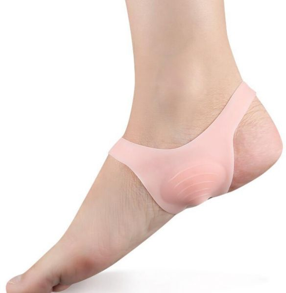 e10d2ad2ca One Pair Arch Support Gel Set for Flat Foot & Plantar Fasciitis Support &  Pain Relief   KSA   Souq