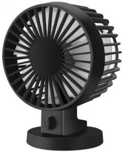 efb69ca2b844f Ultra-quiet Mini USB Desk Fan Office Mini Fan Silent Desktop Fan With  Double Side Fan
