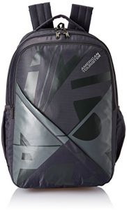 American Tourister 27 Ltrs Grey School Backpack - AMT BOOM BACKPACK 03 -  GREY 7e9a789c7a