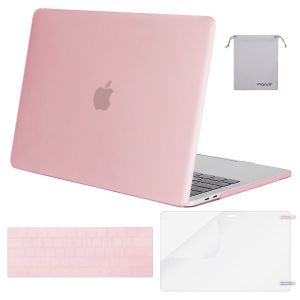 6bd431a5e5c Mosiso MacBook Pro 13 Case 2018 2017 2016 Release A1989 / A1706 / A1708,  Plastic Hard Shell with Keyboard Cover with Screen Protector with Storage  Bag ...