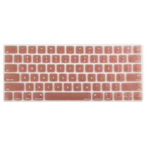 MLA22LL//A Gray with US Layout Mac OS X OSX-M-CC-2 MOSISO Soft Protective Ultra Thin Keyboard Cover Skin Compatible with iMac Wireless 2nd Gen Magic Keyboard