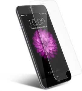 PIONEER iPhone 8 Tempered Glass Screen Protector, Anti-Fingerprint Case Anti-Scratch HD Clear Glass Screen Protector Film For iPhone 8 (1 Pack)