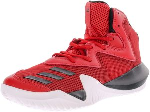 online store 1ff2e 4f806 adidas Crazy Team Basketball Shoes for Unisex - Red