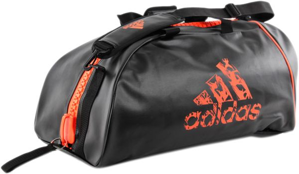 b2f864f1614c adidas Leather Duffle Bag For Unisex