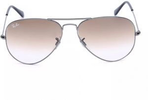 73d823e69f RayBan Original Aviator Sunglasses RB3025-004 51 Size 58 Color Light  Gradient Brown