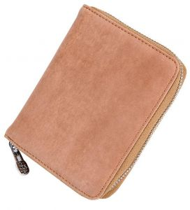 Buy genuine leather womens coin purse wallet rfid blocking black