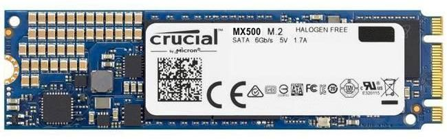 CRUCIAL MX500 250GB M.2 TYPE 2280SS SSD