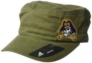adidas NCAA Mississippi State Bulldogs Adult Women Army Green Military Hat a6e5b387f