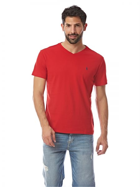 Shirt For Men Custom Red Lauren T Fit Polo Ralph mb7vY6gyIf