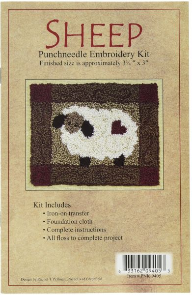 Souq Rachels Of Greenfield Sheep Punch Needle Kit 3 34 By 4