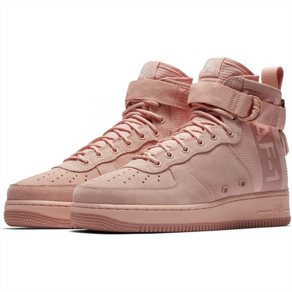 save off 4b0ea 4d505 Nike Sf Air Force 1 Mid Suede Sneakers for Men | Souq - UAE