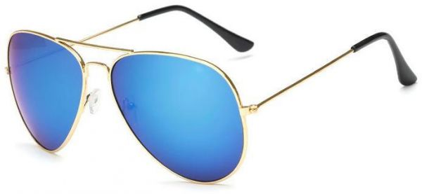 a3d9cf7de8f Aviator Sunglasses Fashion Glasses Metal Frame UV400 Eyewear for ...