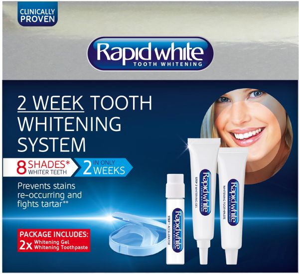 Rapid White Two Week Premium Whitening System Souq Uae