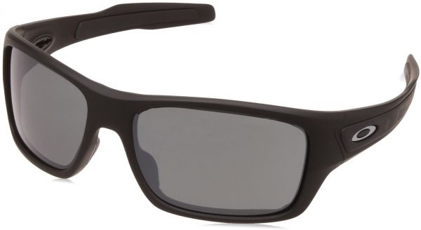 7186c7b76a5 Oakley Men s Turbine Non-Polarized Iridium Rectangular Sunglasses ...