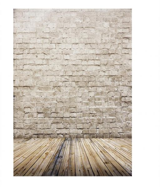 photography portrait cloth vinyl backdrop yellow brick wood floor rh uae souq com  wood flooring and wall paint color