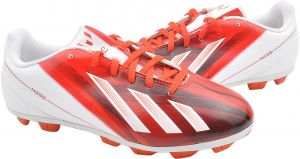 f69a045446c adidas Football Shoes for Boys - Red and White