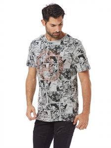 3836008c625a0 ICONIC T-Shirt for Mens - Multi Color