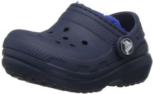 f352be772f9d57 Crocs Classic Lined Clog (Toddler Little Kid)