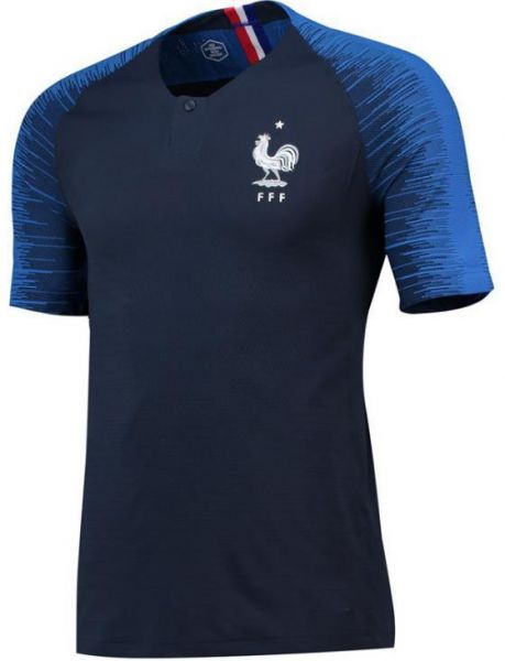 outlet store 326fc 952a8 Russia FIFA World Cup France football team Jersey Short sleeve T-shirt -S