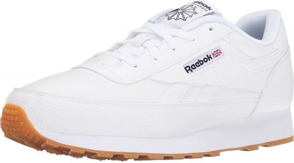 ff632b8684e Reebok Classic Renaissance Gum Sports Sneakers for Men - White ...