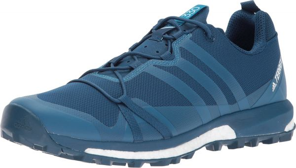 5b37a63e5948f adidas Terrex Agravic Running Shoes for Men - Blue