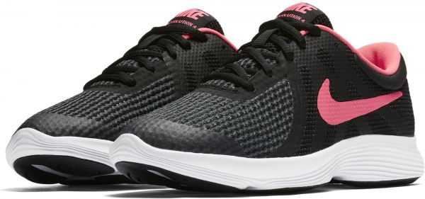 Nike Revolution 4 (Gs) Running Shoes For Kids 4738157a1