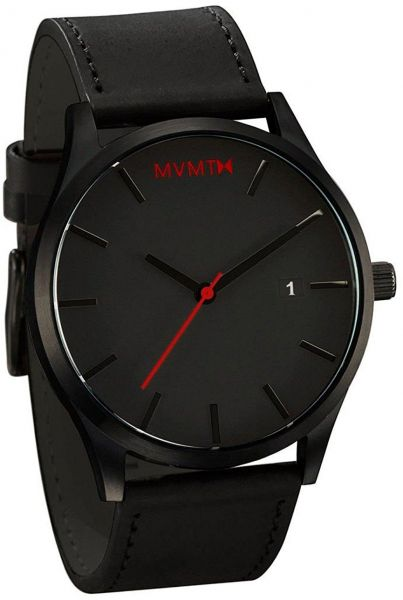 8d4d9646d03a5 MVMT Casual Watch For Men Analog PU Leather - 186868