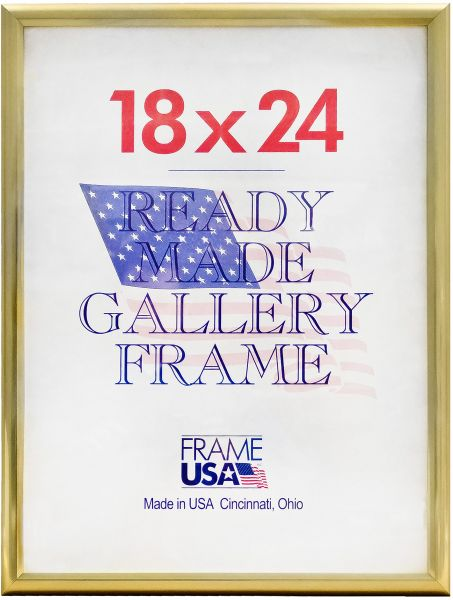 18 x 24 Deluxe Poster Frame / Picture Frame w/Plexi-Glass 18 x 24 ...