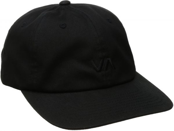 18089422 RVCA Men's Redmond Hat, Washed Black, EA | Souq - UAE