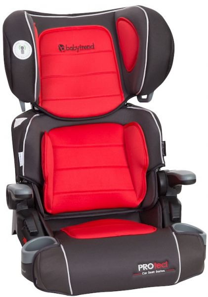 Baby Trend California Protect Car Seat Series Yumi 2 In 1 Folding Booster