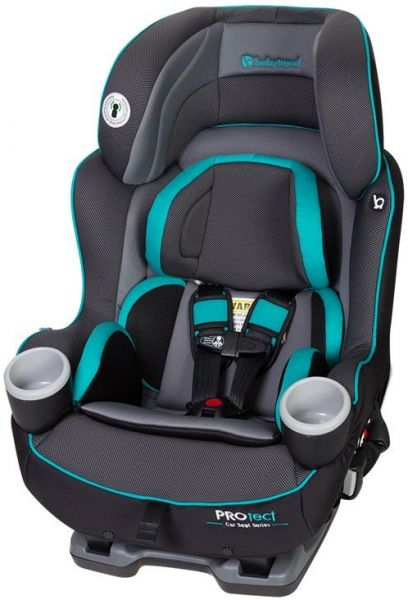 Baby Trend California Protect Car Seat Series Elite Convertible