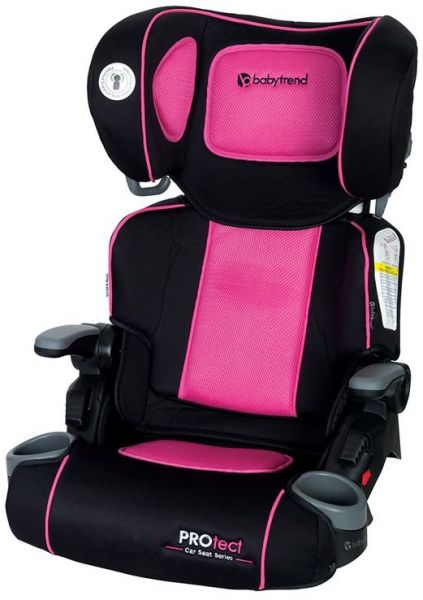 Baby Trend California Protect Car Seat Series Yumi Folding Booster