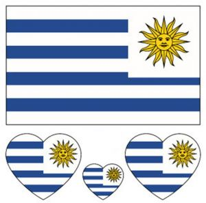 National Flag World 2018 Cup Football Body Tattoo Designs Small Decal Sports Game Fans Temporary Tattoo Sticker Hot