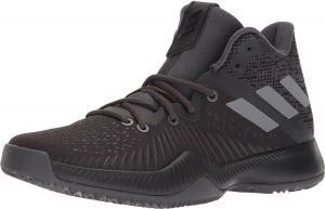 adidas Mad Bounce Basketball Shoes for Men - Black   Grey 060ce4ceb