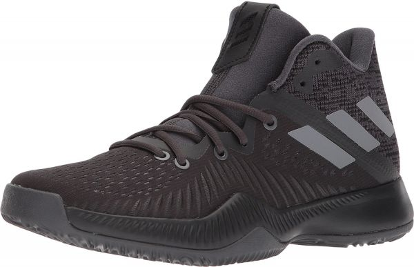 best website 2a869 f1290 adidas Mad Bounce Basketball Shoes for Men - Black   Grey   Souq - UAE