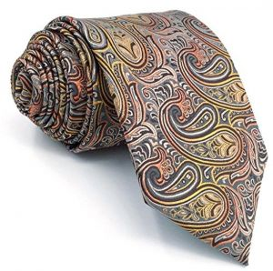 1bd382d75479 Shlax&Wing Paisley Mens NeckTies Multicolored Ties For Men Business Suit
