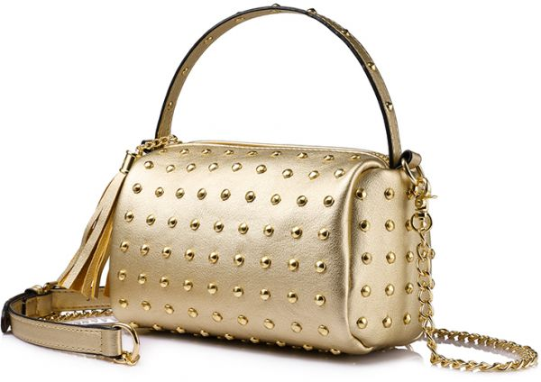Shoulder Bag Small Side Purse Mini Clutch Handbags with Bling Rivets   Souq  - UAE e60d30a9a9