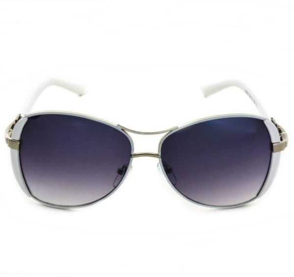 4d7af024a0 Ladies Women Designer Sunglasses Vintage Fashion Party Outdoor Eyewear with Box  Case White