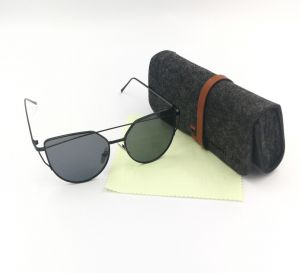 5b37148b462 Desen JP Sunglasses Cat eye BLK color Frame Ultralight Casual Sunglasses