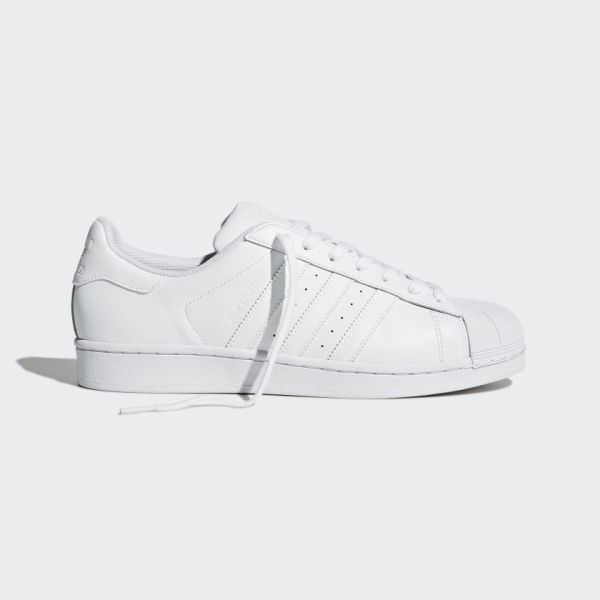 1a380768d707 Adidas superstar all white shoes for Unisex
