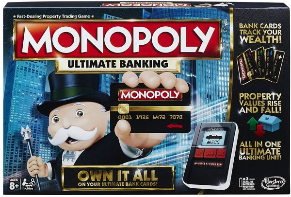 Amazon.com: Monopoly Board Game: Toys & Games