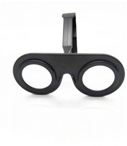 31a5b634ef Mini Pocket Fold Virtual Reality Glasses 3D VR Glasses for Android iOS  Windows Smartphones 4.0-6.5