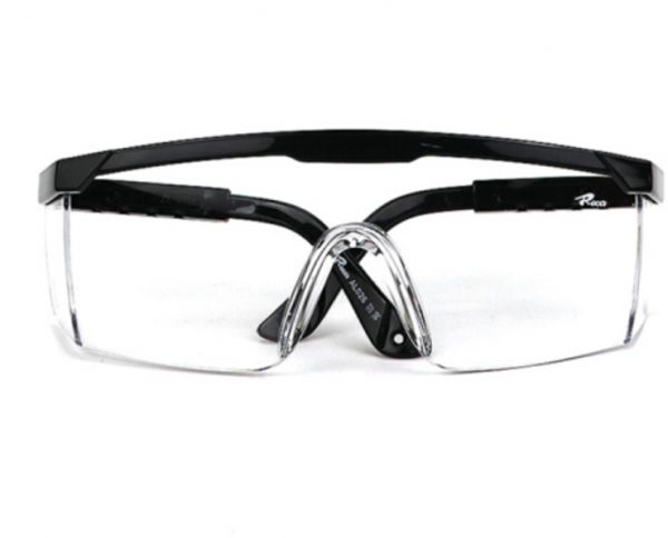 3b8b745ae400 VIQILANY Safety Goggles Anti-wind ,sand ,Fog ,Dust Resistant Eyewear  protective glasses - Black | Souq - Egypt
