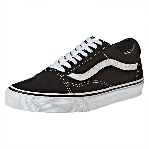 Vans Black Fashion Sneakers For UNISEX  681b43a18
