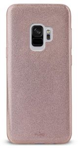 Puro Cases and Covers for Samsung Galaxy S9 , Rose Gold - SGS9SHINERGOLD